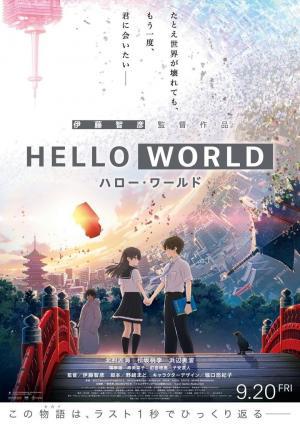 affiche Hello World