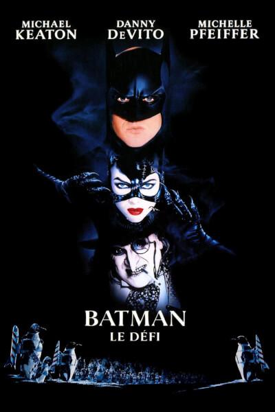 affiche Batman, le défi