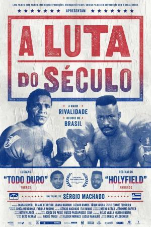 affiche A Luta do Século