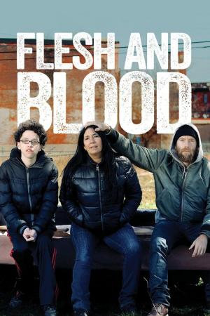 affiche Flesh and Blood
