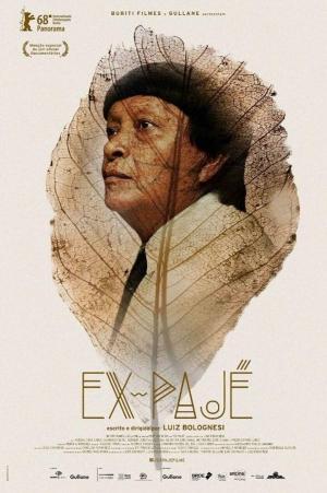 affiche Ex-shaman