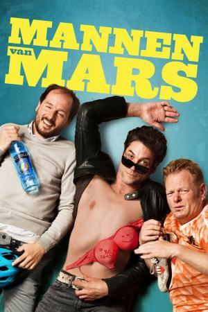 affiche Mannen van Mars
