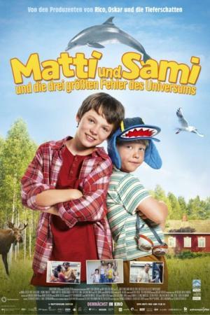 affiche Matti & Sami und die drei grössten Fehler des Universums