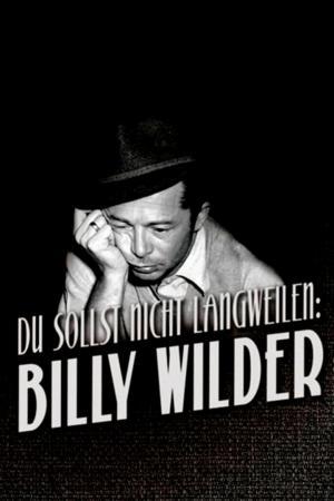 affiche Billy Wilder ou le grand art de distraire