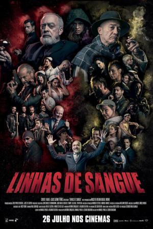 affiche Linhas de Sangue