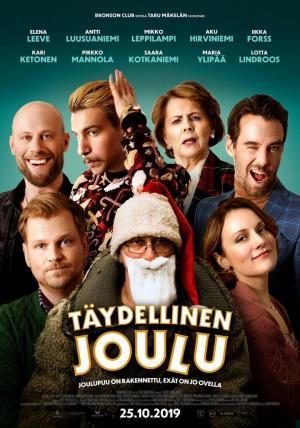 affiche Täydellinen joulu