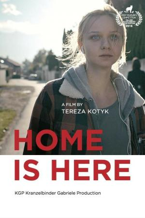 affiche Home Is Here