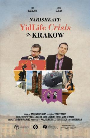 affiche Narishkayt: YidLife Crisis in Krakow