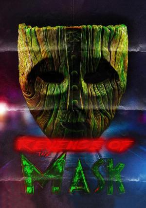 affiche Revenge of the Mask