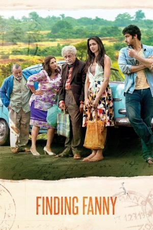 affiche Finding Fanny