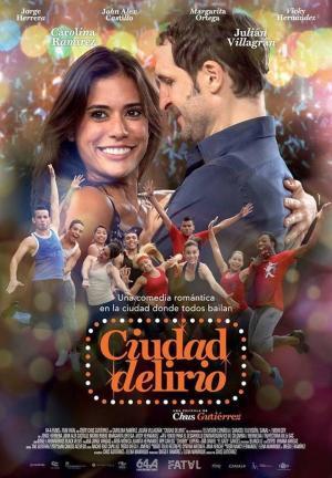 affiche Ciudad delirio