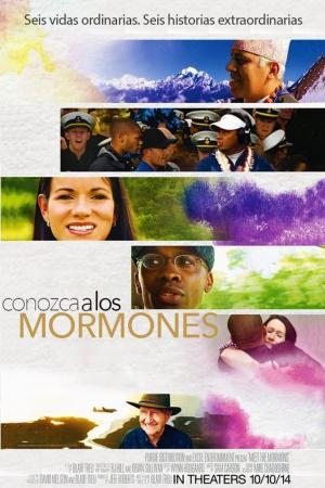 affiche Conozcca a los mormones