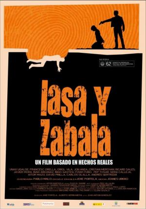 affiche Lasa y Zabala