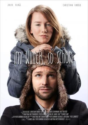 affiche Im Winter, So Schön