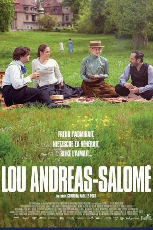 affiche Lou Andreas-Salomé