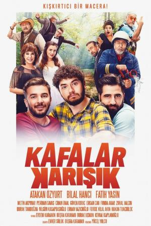 affiche Kafalar Karışık