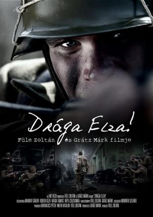 affiche Drága Elza!