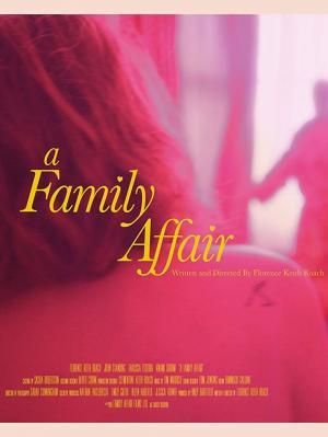 affiche A Family Affair