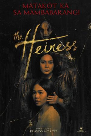 affiche The Heiress