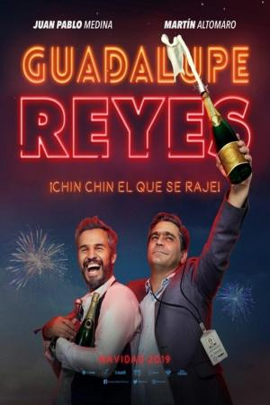 affiche Guadalupe Reyes