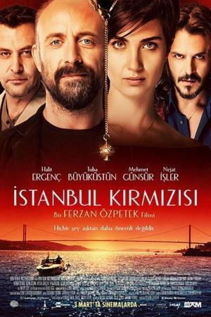 affiche İstanbul Kırmızısı