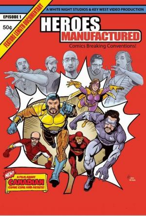 affiche Heroes Manufactured