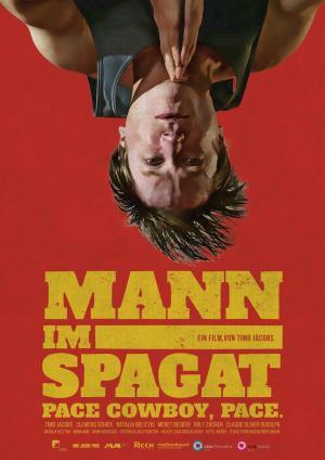 affiche Mann im Spagat (Pace Cowboy, Pace)