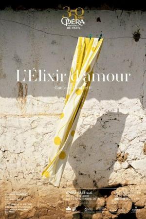 affiche Donizetti: L'Elixir d'amour