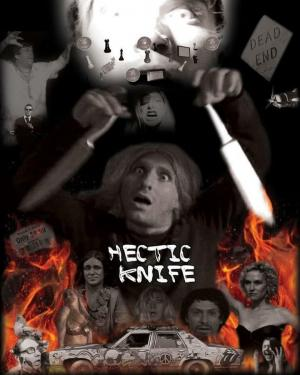 affiche Hectic Knife