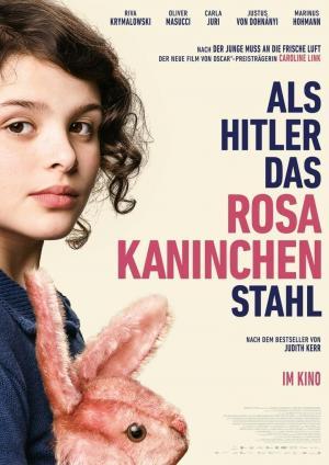 affiche Quand Hitler s'empara du lapin rose