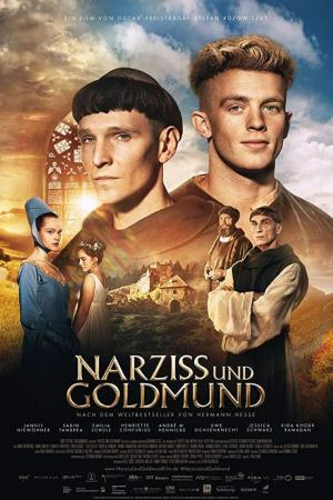 affiche Narziss und Goldmund