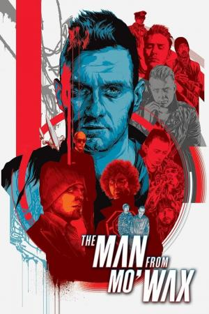 affiche The Man from Mo'Wax
