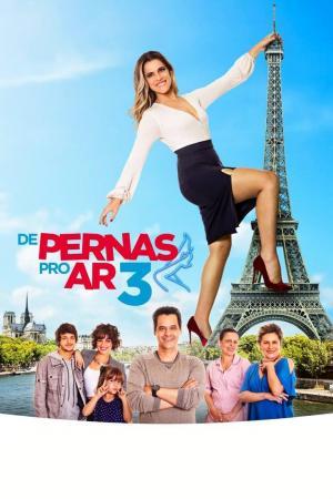 affiche De Pernas pro Ar 3