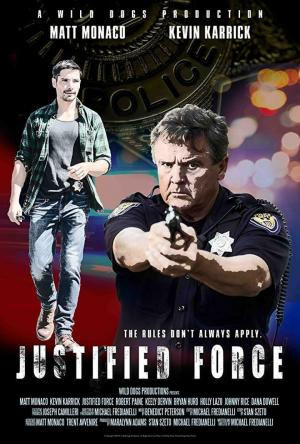affiche Justified Force