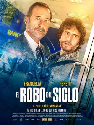 affiche El robo del siglo