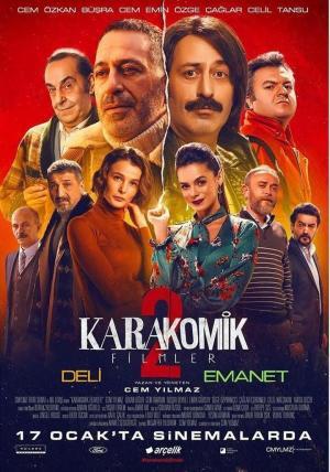 affiche Karakomik Filmler 2