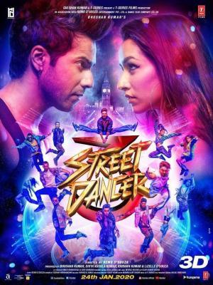 affiche Street Dancer 3D