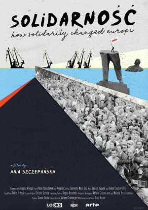 affiche Solidarnosc : la chute du mur commence en Pologne