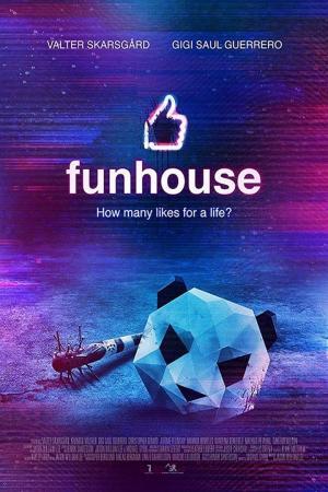 affiche Funhouse