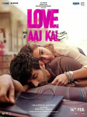 affiche Love Aaj Kal 2
