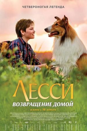 affiche Lassie - Eine Abenteuerliche Reise