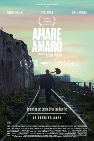affiche Amare Amaro
