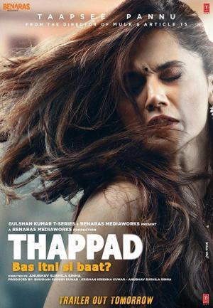affiche Thappad