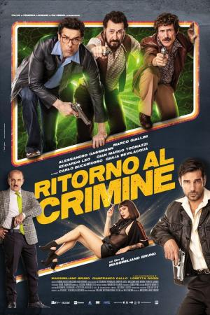 affiche Ritorno al crimine