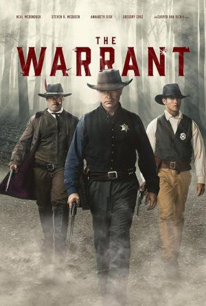 affiche The Warrant