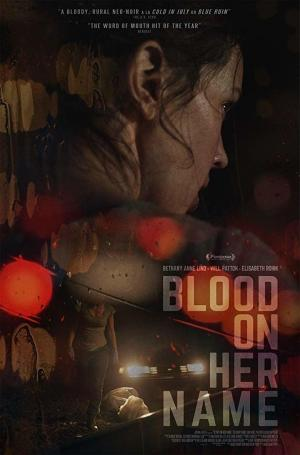 affiche Blood on Her Name