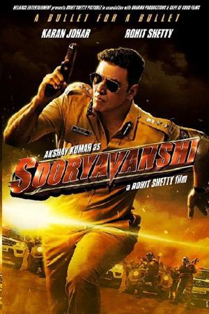 affiche Sooryavanshi