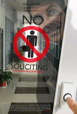 affiche No Soliciting