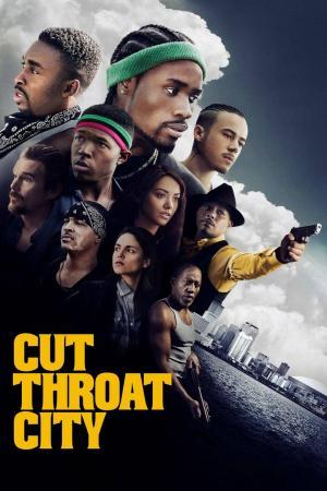 affiche Cut Throat City