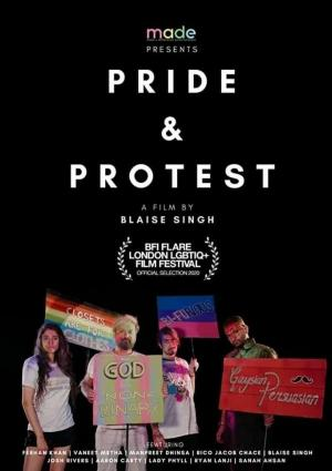 affiche Pride and Protest